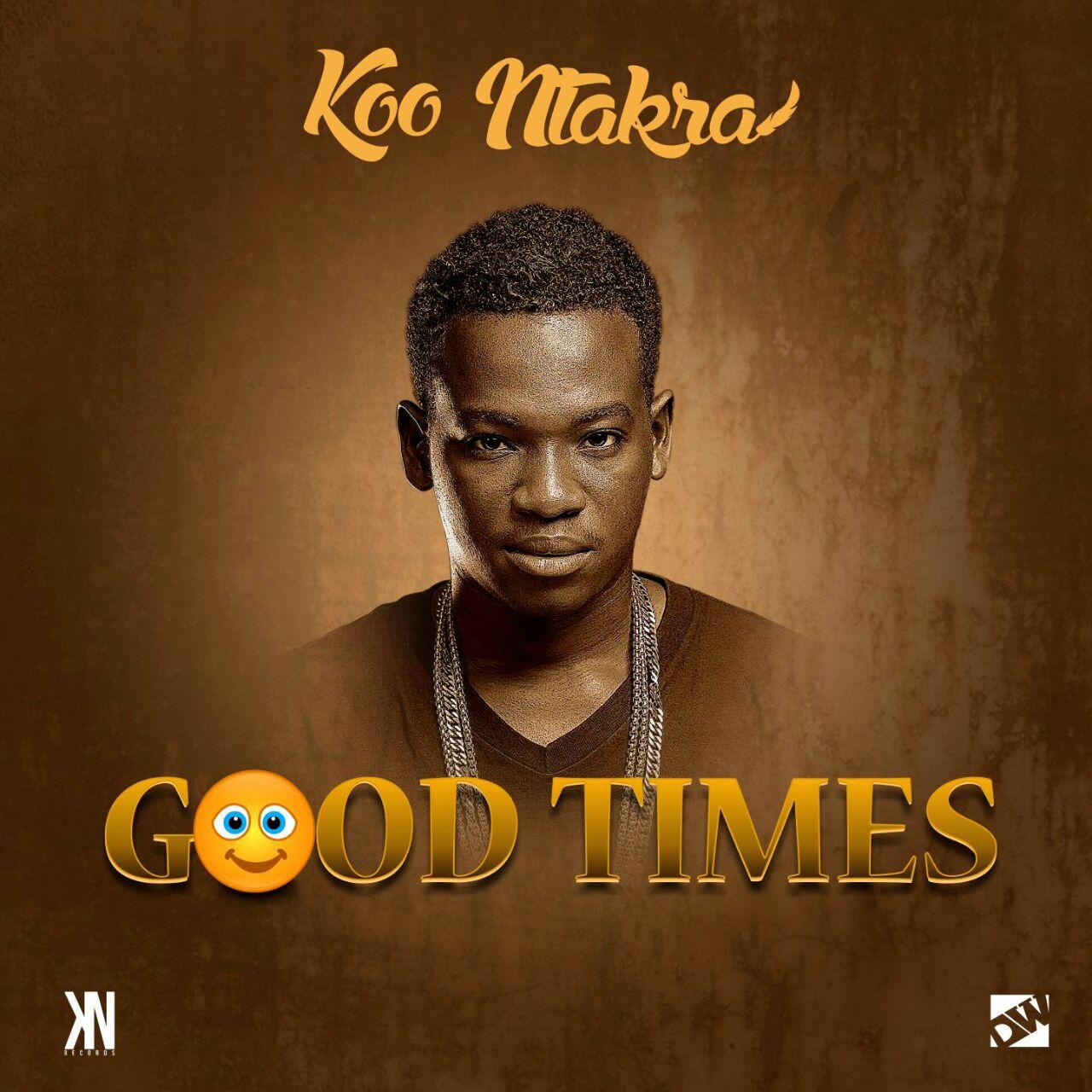 Koo Ntakra – Good Times (Jamie Xx cover)