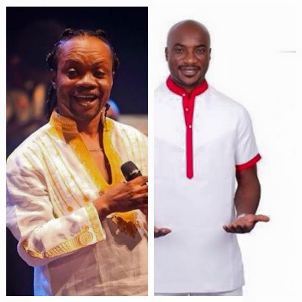 Kwabena Kwabena & Daddy Lumba - The Battle is the Lord's (N.P.P Campain Song 2016)
