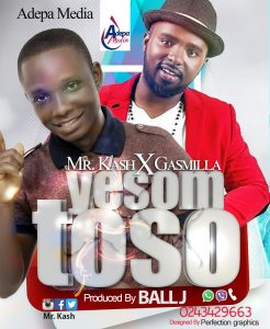 Mr Kash Yesom Toso ft Gasmila photo