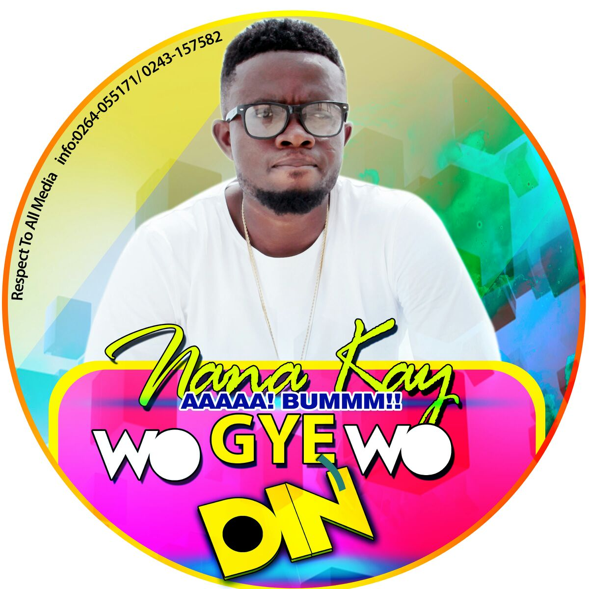 Nana Kay – Wogye Wodin Mix 2016