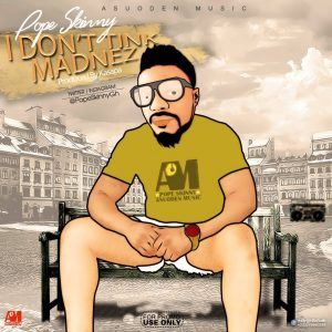 Pope Skinny – I Dont Tink Madness