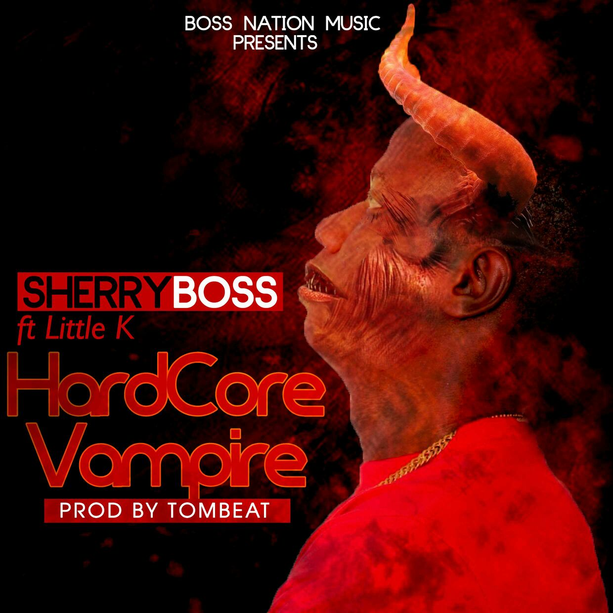 Sherry Boss X Little Kay – Hardcore Vampire (Prod by Tombeatz)