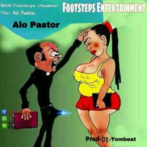 Anamon - Alo Pastor (Prod by Tombeatz