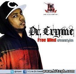 D Cryme - Free Mind Freestyle (Instrumental)