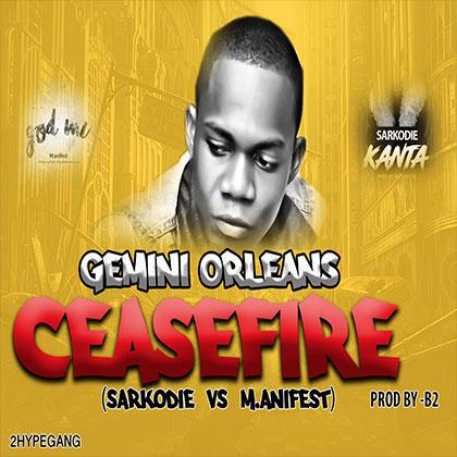 Gemini – Cease Fire (Sarkodie vs Manifest)