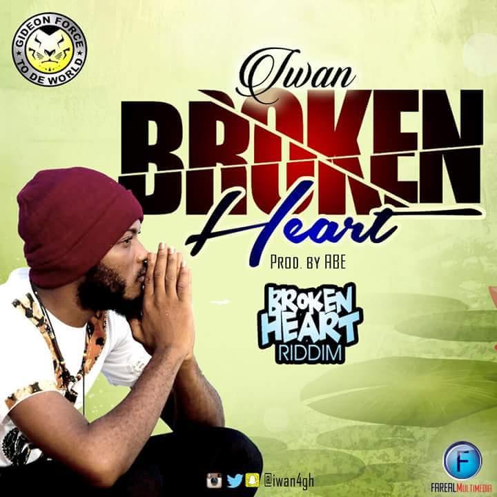 Iwan - Broken Heart (Prod. By A.B.E Beatz)