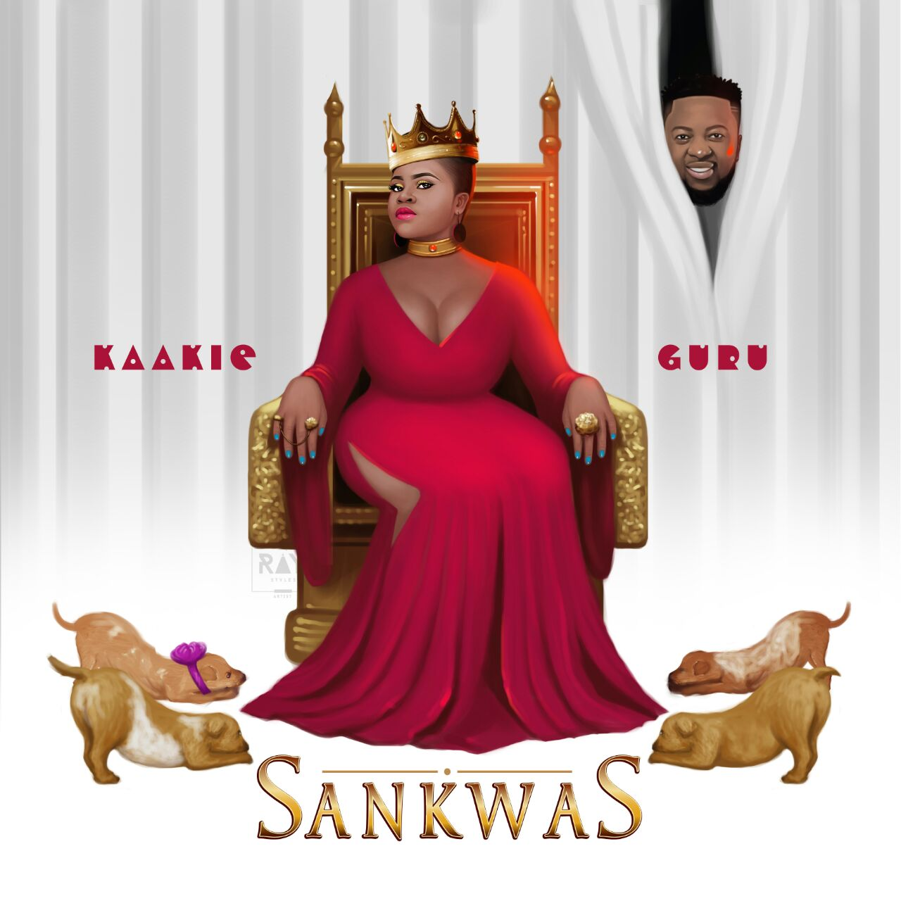 Kaakie - Sankwas ft Guru (Prod By JMJ)