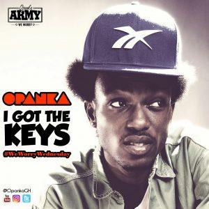 Opanka - I Got The Keys (Dj Khaled Remix)