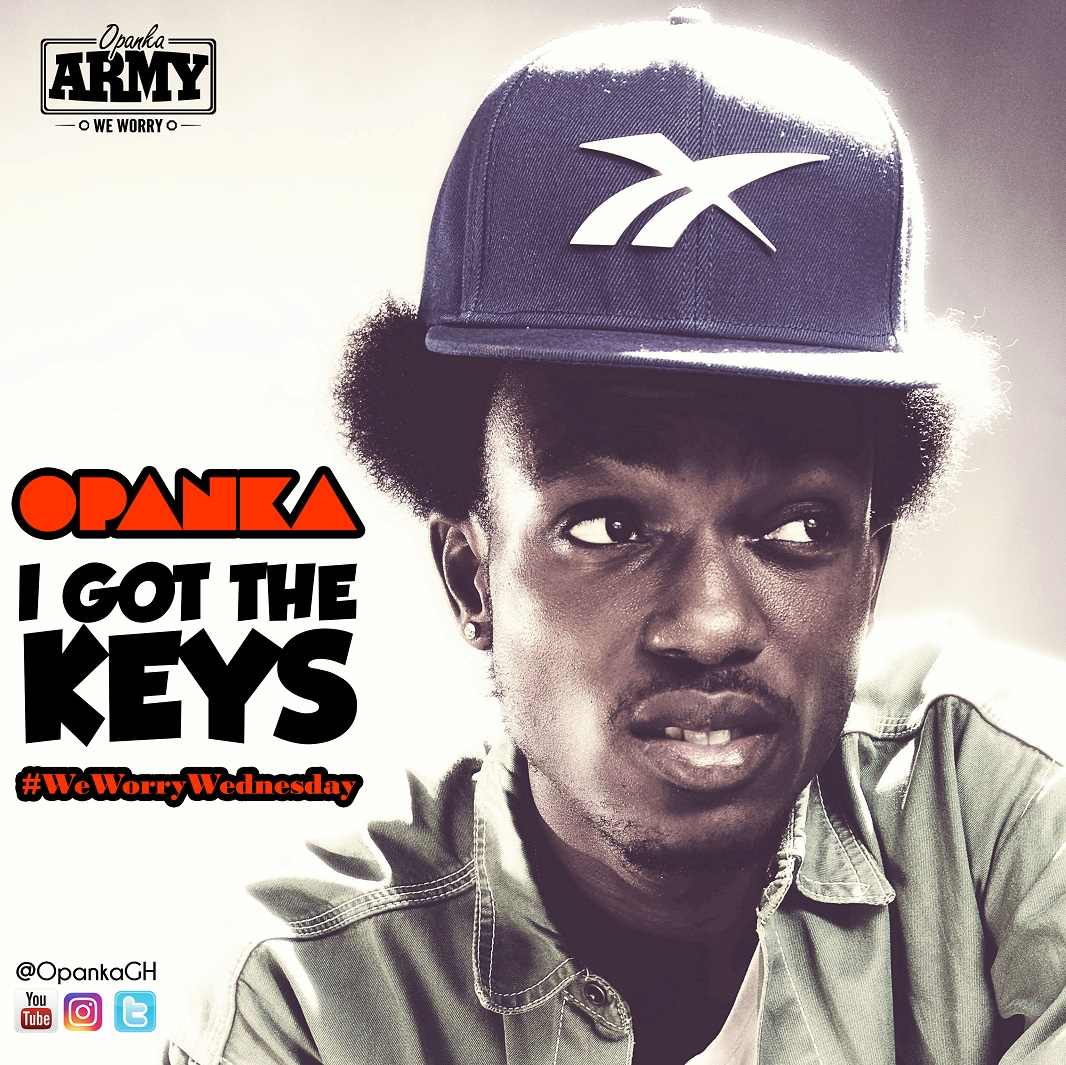 Opanka – I Got The Keys (Dj Khaled Remix)