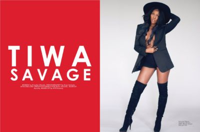 Tiwa Savage – Keys To The City Ft. Busy Signal (Remix)