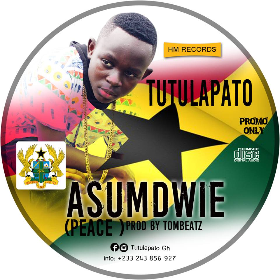 TutuLapato - Asumdwie (Peace ) (Prod by Tombeatz )