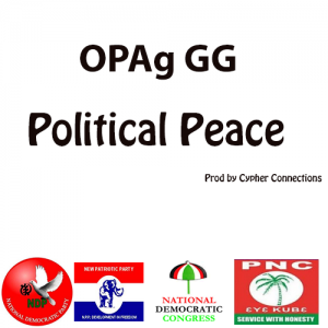 OPAg GG – Political Peace (Prod by Cypher Connections)