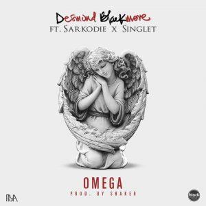 Desmond Blackmore (D-Black) - Omega ft. Sarkodie & Singlet  (Prod. By Shaker)