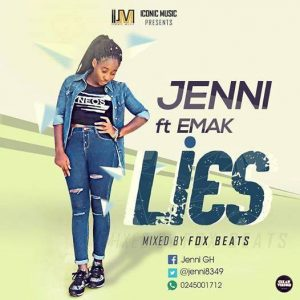 Jenni ft Emak - You Lie To Me (Mix By Fox Beat)