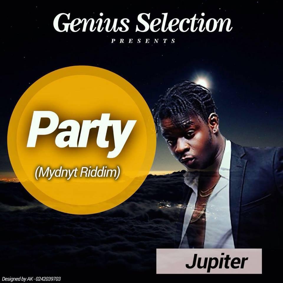Jupitar – Party (Mydnyt Riddim) (Prod by Genius Selection)