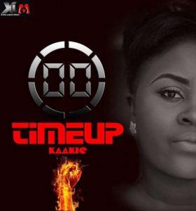 Kaakie - Time Up (MzVee , AK Songstress & E.L Diss) (Prod By JMJ) [www.hitzgh.com]
