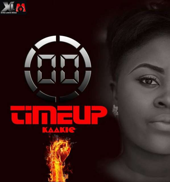 Kaakie - Time Up (MzVee , AK Songstress & E.L Diss) (Prod By JMJ)