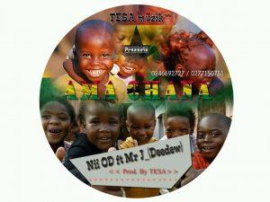 Nii OD - Ama Ghana Ft. Mr. J. Deedew (Pod By Tesa)