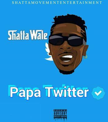 Shatta Wale - Papa Twitter (Prod By Riddim Boss) (Samini Reply)