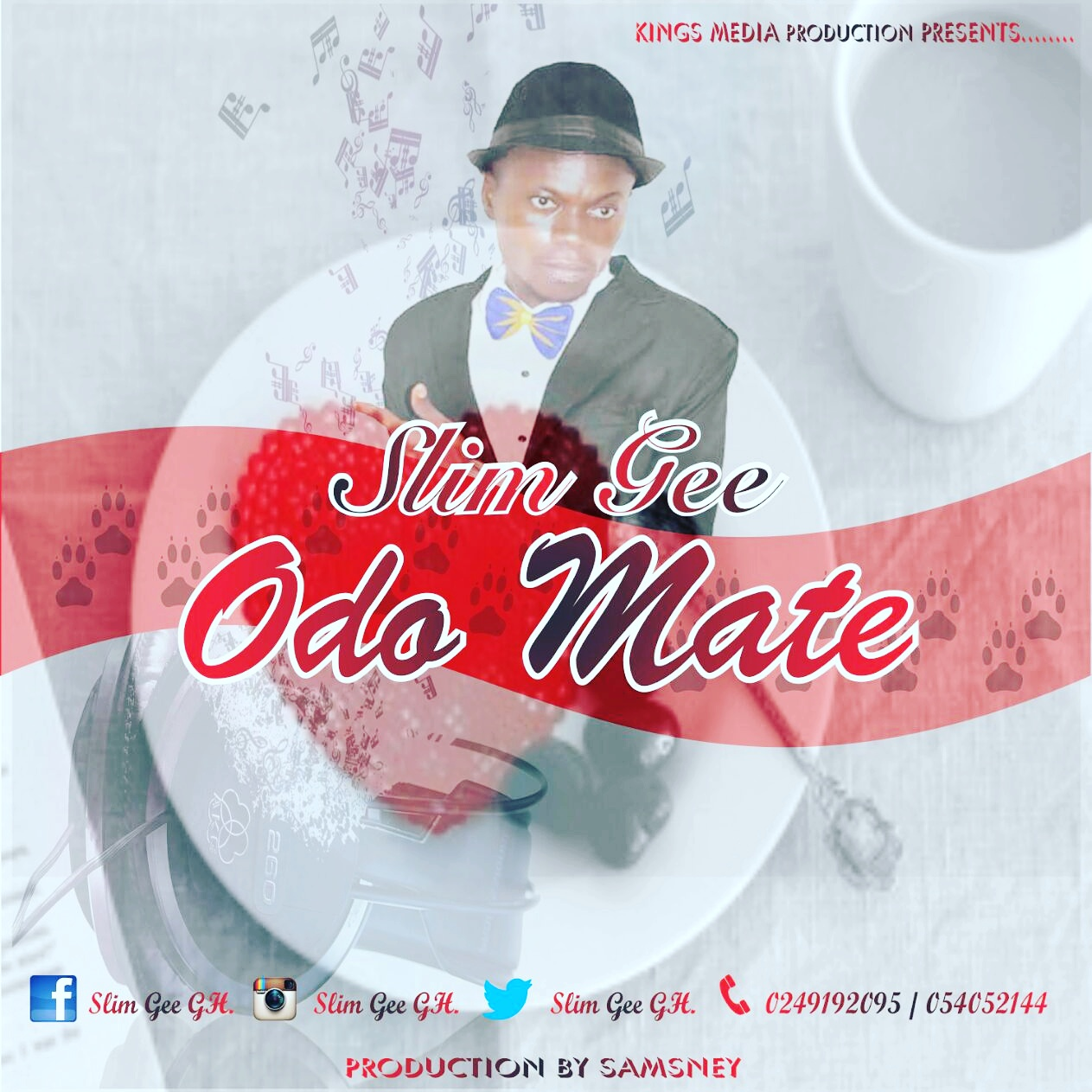 Slim Gee – Odo Mate (Prod. By Samsney)