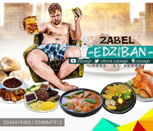 Zabel - Edziban (Prod. by Harpsi)