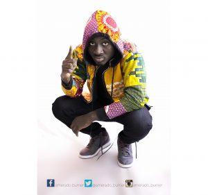 Amerado – Non Stop 60 Minutes Rap on Kesben F.M