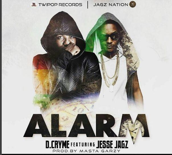 D Cryme ft Jesse Jagz – Alarm (Prod. By MastaGarzy)