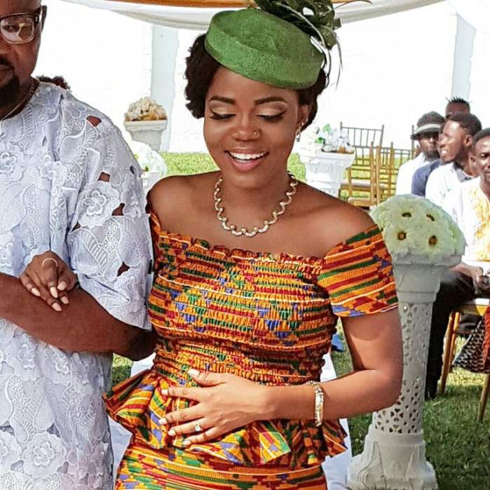 Photos of MzBel's Supposed Traditional Wedding Hits Online
