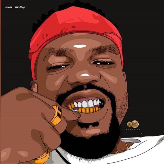 Omar Sterling (R2Bees) - Bright City Lights (Prod. by Bali)