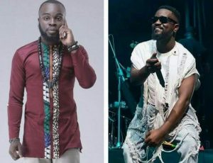 This is why M.anifest punched Sarkodie with 'god MC'