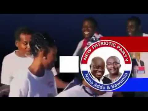 Lucky Mensah – Ye Se Sa Mu (NPP Campaign Song 2016) (Official Video)
