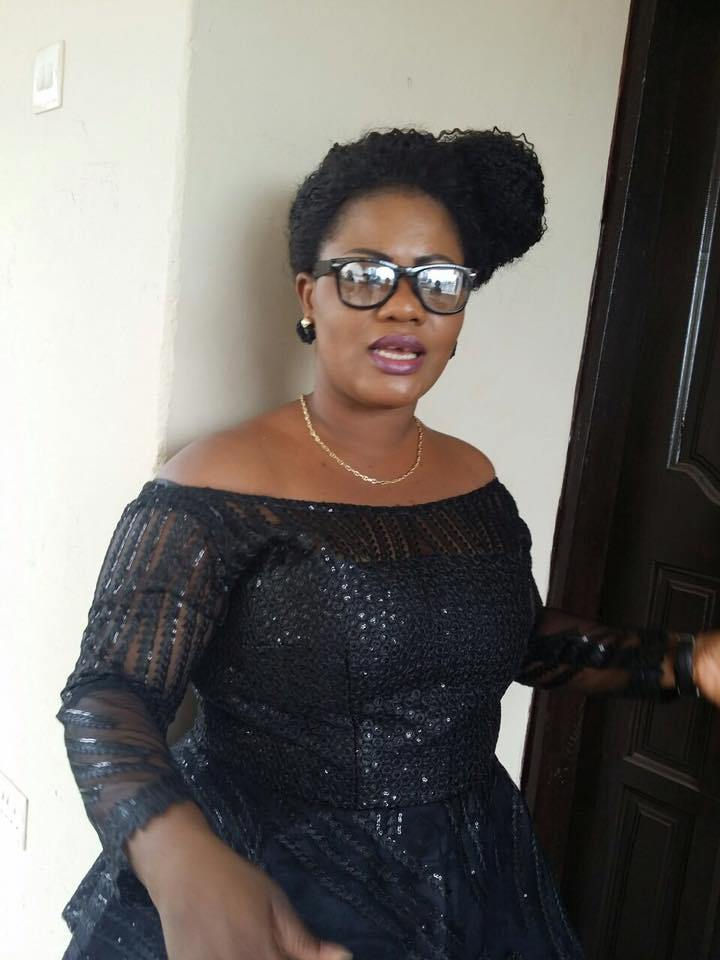 Obaapa Christy Pays Tribute To George Forest