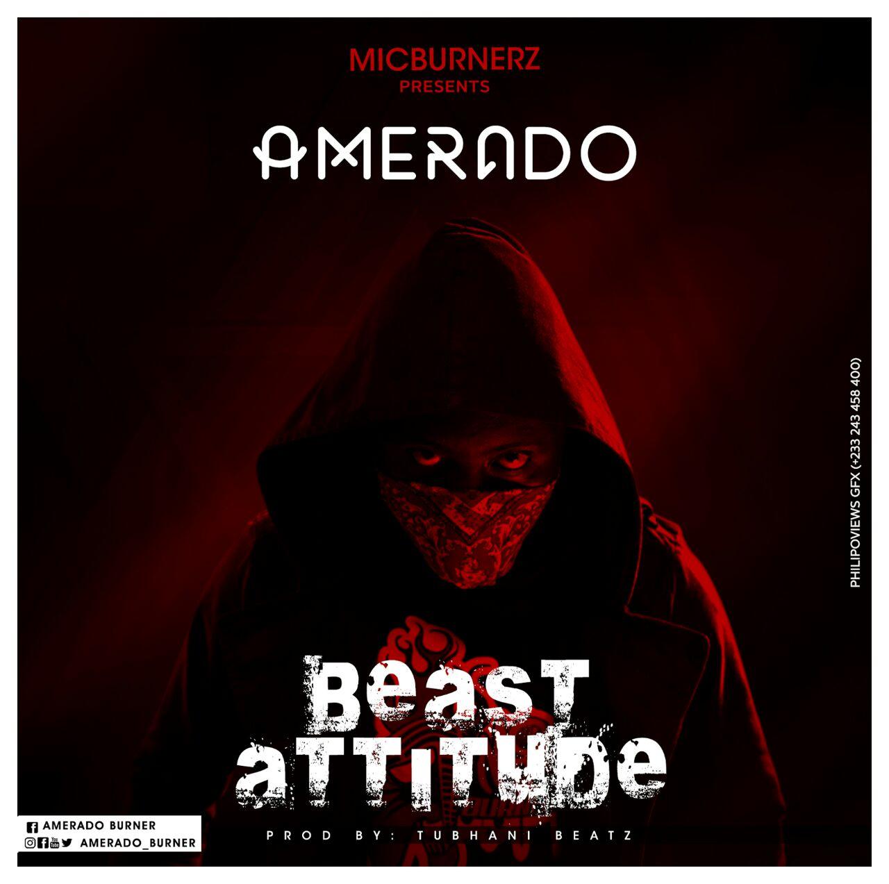 Amerado – Beast Attitude (Prod. By @Tubhanibeatz)