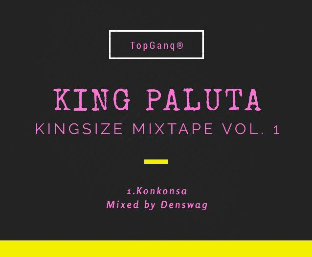 King Paluta – Konkonsa (Most Of Us) (Mixed By Denswag)