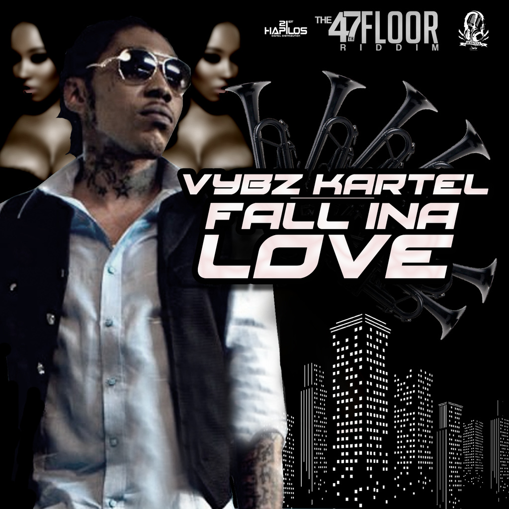 Vybz Kartel - Fall Ina Love