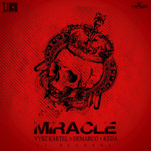 Vybz Kartel – Miracle (ft. Demarco & Kada)