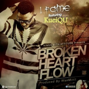 1Fame - Broken Heart Flow ft KueiQu KnickLez (Prod By Wan Minit)