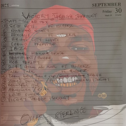 Omar Sterling – Ibiza (Prod. By Killbeatz)