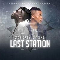 Stonebwoy feat Tekno – Last Station Prod by Tekno