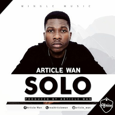 Article Wan - Solo (Prod. by Article Wan)