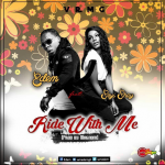 Edem – Ride with me ft Seyi Shay (Prod by Magnom)