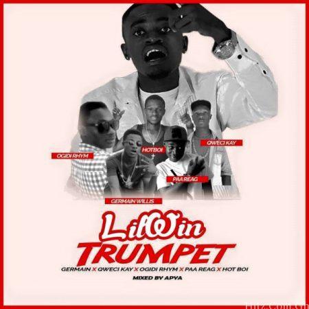 Lilwin – Trumpet (Feat. Germain, Cwesi kay, Ogidi Rhymz, PaaReag & Hotboi)