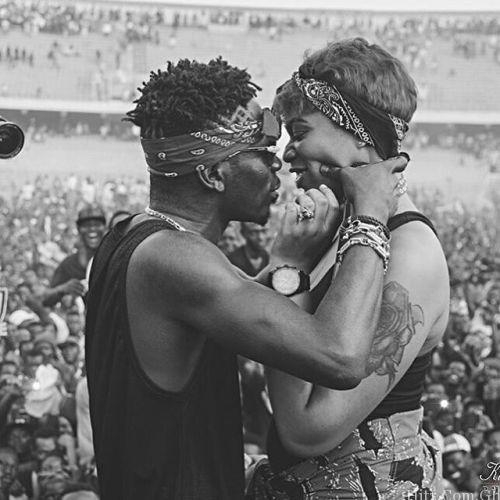 Shatta Wale – Evil Ft. Shatta Michy (Prod. By Da Maker)