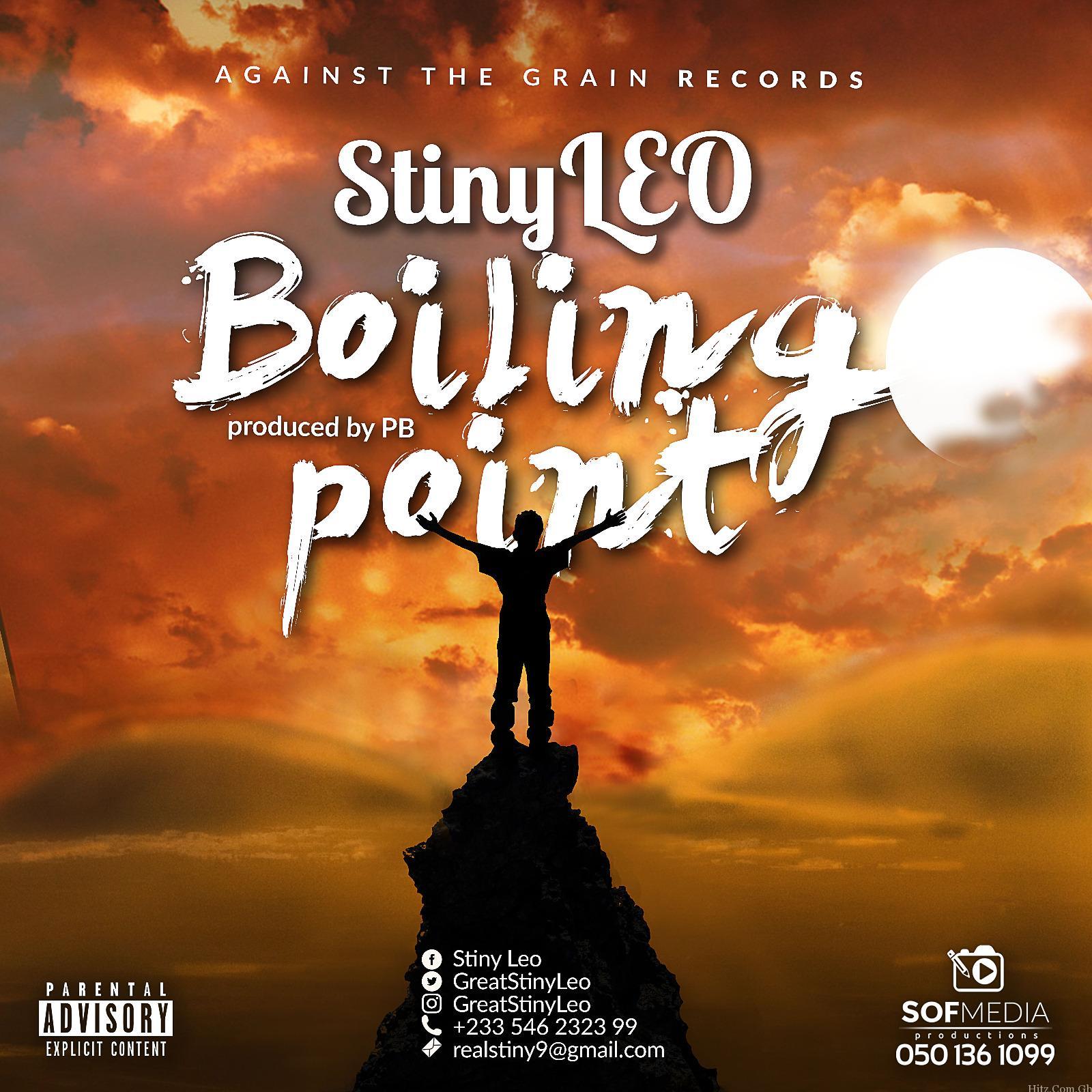 Stiny Leo – Boiling Point (Prod. By PB)