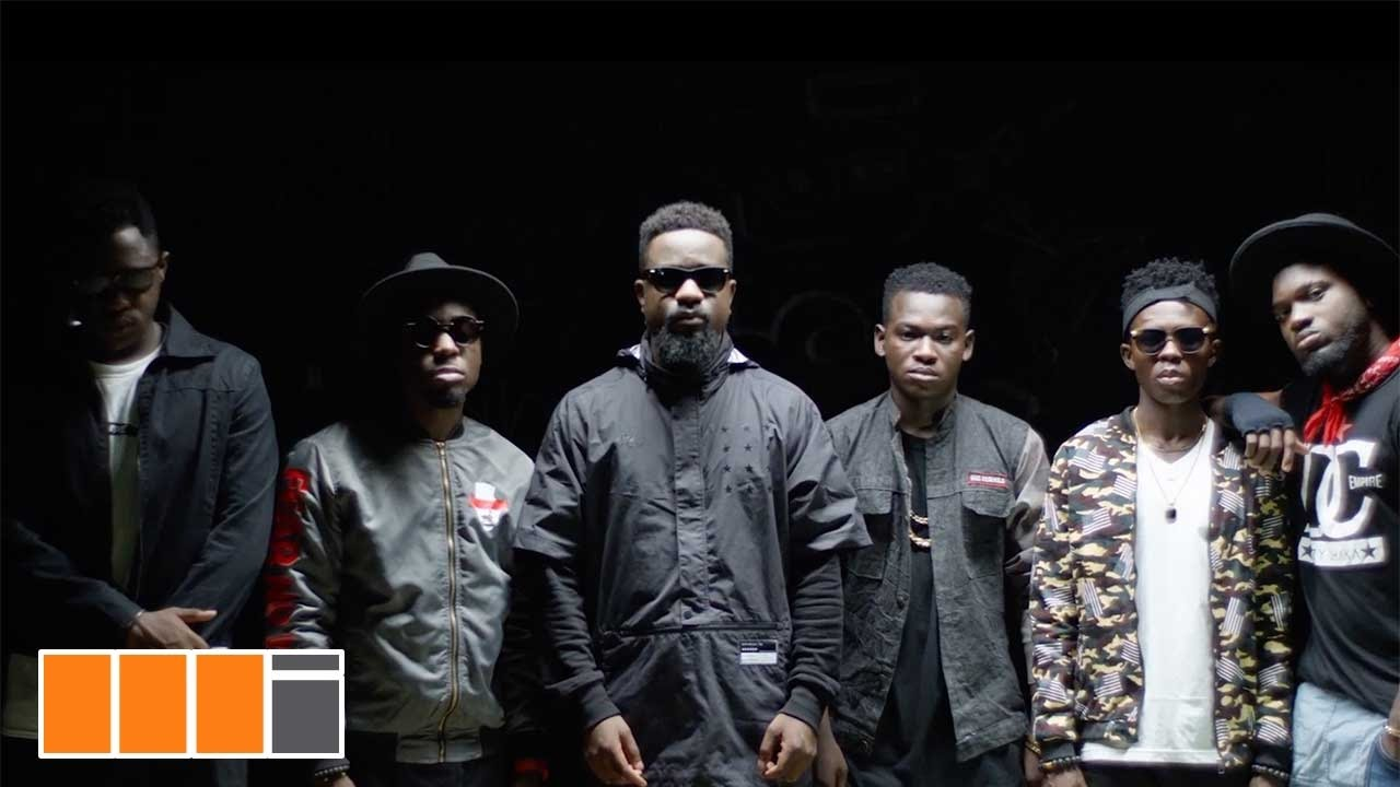 Sarkodie – Trumpet (Feat Strongman, Medikal, Koo Ntakra, TeePhlow & Pappy Kojo) (Official Video)