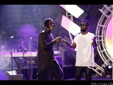 Sarkodie's Full Performance At Rapperholic Concert 2016