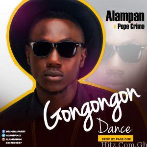 Alampan Gongongon Dance Ft. Pope Crime Prod. By Page One 300x300 - Alampan - Gongongon Dance (Ft. Pope Crime) (Prod. By Page One)
