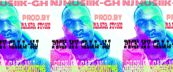 NJ – Pick My Call (Prod. By Randa Stone)