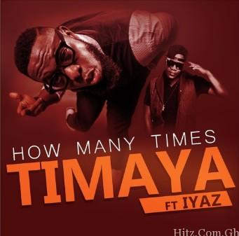 Timaya – How Many Times ft. Iyaz