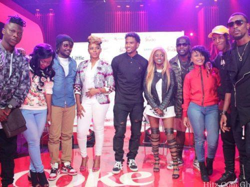 Trey Songz, Vanessa, Neyma, Stonebwoy, Lij Michael & Nyashinski - Body to Body (Coke Studio Africa)